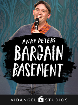 Image of Andy Peters: Bargain Basement
