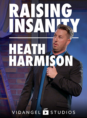 Image of Heath Harmison: Raising Insanity