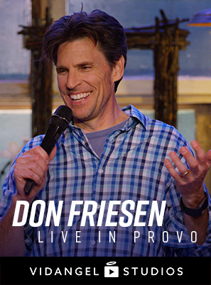 Image of Don Friesen: Live In Provo