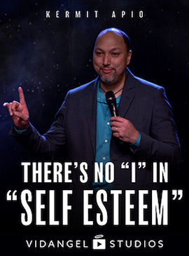 Image of Kermet Apio: There's No I in Self Esteem