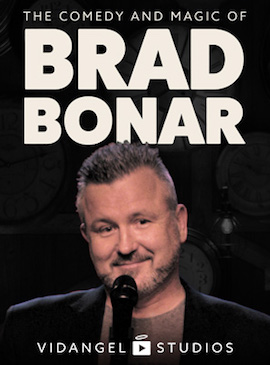 Image of Brad Bonar: The Comedy and Magic of Brad Bonar