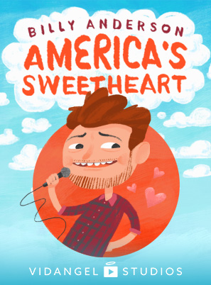 Image of Billy Anderson: America's Sweetheart