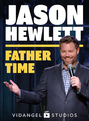 Image of Jason Hewlett: Father Time
