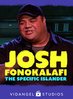 Image of Josh Fonokalafi: The Specific Islander