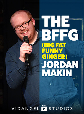 Image of Jordan Makin: The BFFG (The Big Fat Funny Ginger)