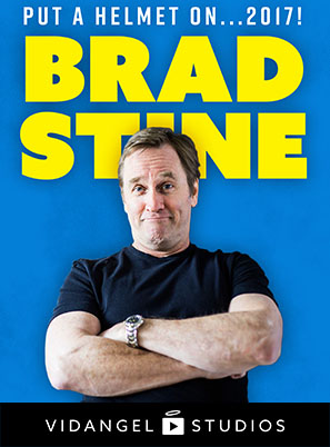 Image of Brad Stine: Put a Helmet on...2017
