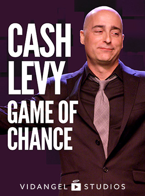 Image of Cash Levy: Game of Chance