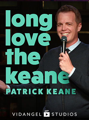 Image of Patrick Keane: long love the keane