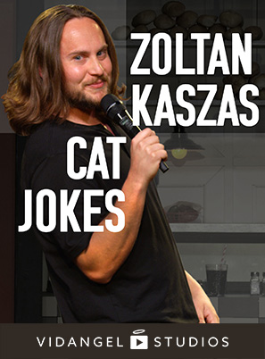 Image of Zoltan Kaszas: Cat Jokes
