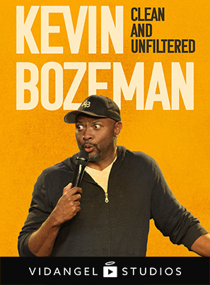 Image of Kevin Bozeman: Clean and Unfiltered