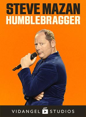 Image of Steve Mazan: Humblebragger