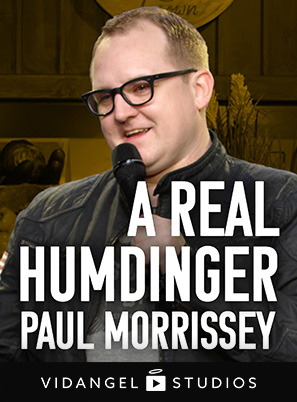 Image of Paul Morrissey: A Real Humdinger