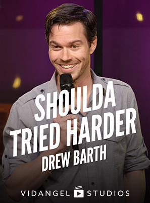 Image of Drew Barth: Shoulda Tried Harder