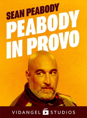 Image of Sean Peabody: Peabody in Provo