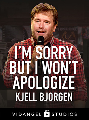Image of Kjell Bjorgen: I'm Sorry But I Won't Apologize