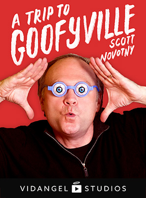 Image of Scott Novotny: A Trip to Goofyville