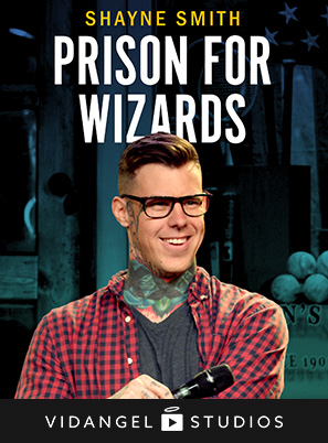 Image of Shayne Smith: Prison for Wizards