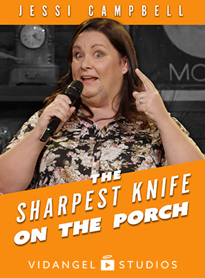 Image of Jessi Campbell: Sharpest Knife on the Porch