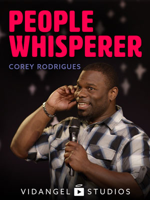 Image of Corey Rodrigues: People Whisperer