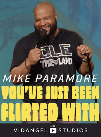 Image of Mike Paramore: You've Just Been Flirted With