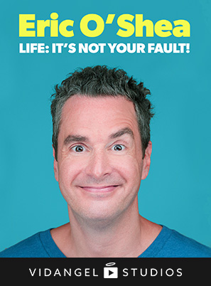 Image of Eric O'Shea: Life: It's Not Your Fault