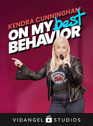 Image of Kendra Cunningham: On My Best Behavior