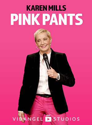 Image of Karen Mills: Pink Pants