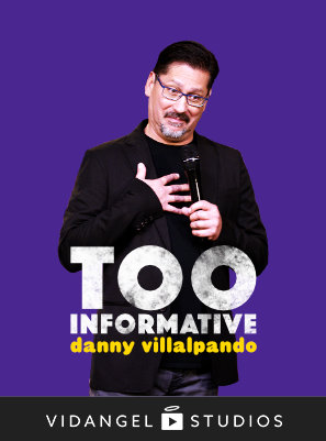 Image of Danny Villalpando: Too Informative