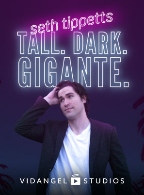 Image of Seth Tippetts: Tall. Dark. Gigante