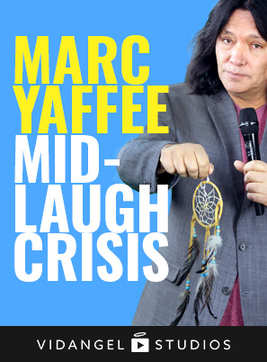 Image of Marc Yaffee: Mid-Laugh Crisis