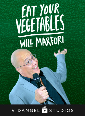 Image of Will Marfori: Eat Your Vegetables
