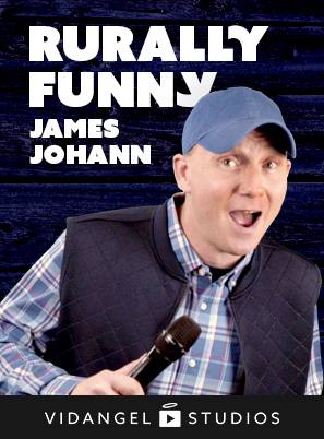Image of James Johann: Rurally Funny