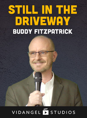 Image of Buddy Fitzpatrick: Still in the Driveway