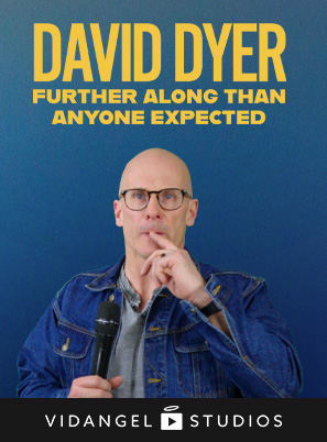 Image of David Dyer: Further Along Than Anyone Expected
