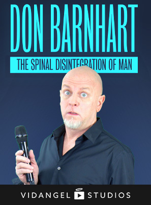 Image of Don Barnhart: The Spinal Disintegration of Man