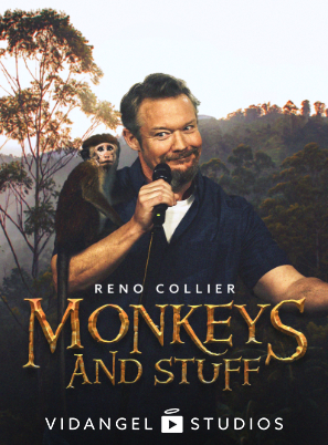 Image of Reno Collier: Monkeys and Stuff