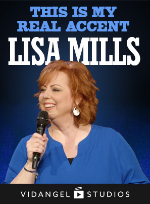 Image of Lisa Mills: This is My Real Accent