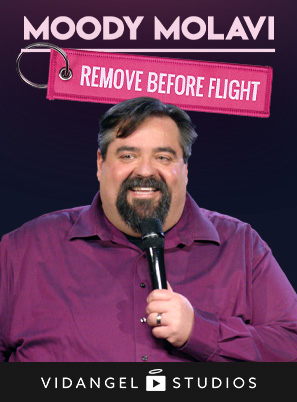 Image of Moody Molavi: Remove Before Flight