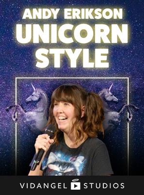 Image of Andy Erikson: Unicorn Style