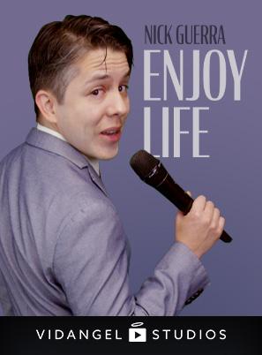 Image of Nick Guerra: Enjoy Life