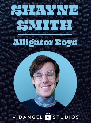 Image of Shayne Smith: Alligator Boys