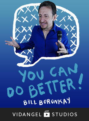 Image of Bill Boronkay: You Can Do Better!