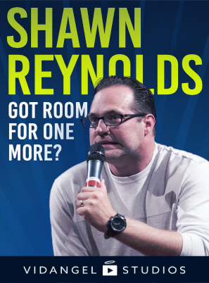 Image of Shawn Reynolds: Got Room For One More?