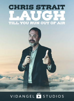Image of Chris Strait: Laugh Till You Run Out of Air