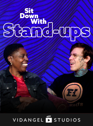Image of Sit Down With Stand-ups: Shayne Smith and Nikki Carr