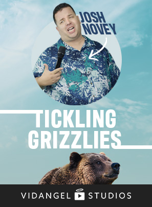 Image of Josh Novey: Tickling Grizzlies