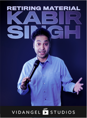Image of Kabir Singh: Retiring Material