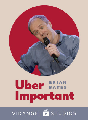Image of Brian Bates: Uber Important