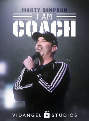 Image of Marty Simpson: I am Coach
