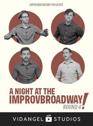 Image of IMPROVBROADWAY Presents: A Night At The IMPROVBROADWAY Round 4